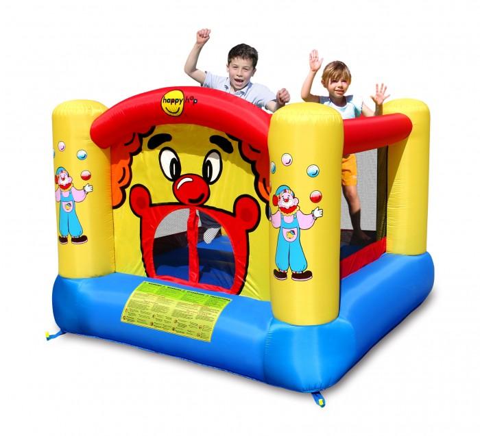 Happy Hop springkussen Clown Bouncy Castle 9001