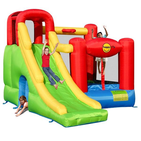 Happy Hop springkussen 6 in 1 Playground 9060