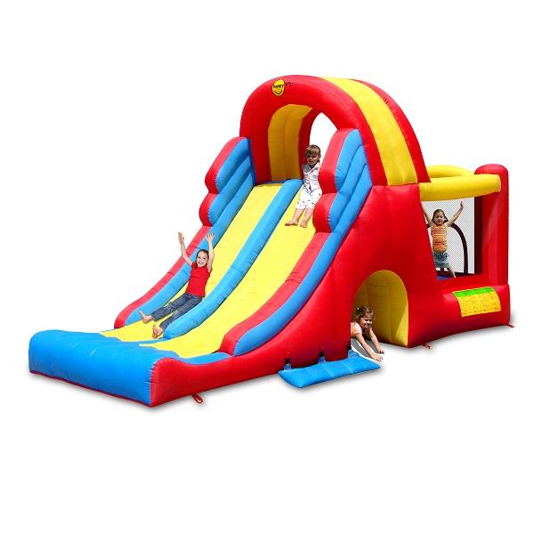 Happy Hop springkussen Mega Slide Combo 9082N