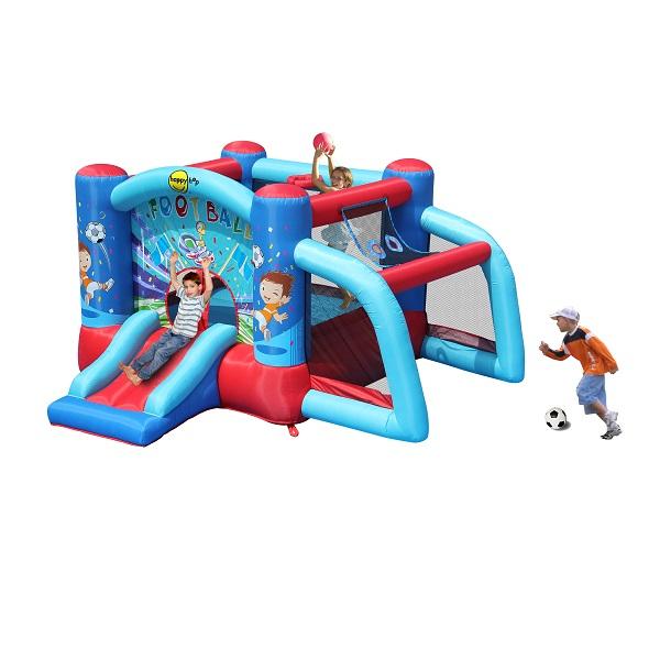 Happy Hop springkussen Voetbal Bouncer 9187